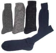 Alpaca Dressing Socks - 12 Pack